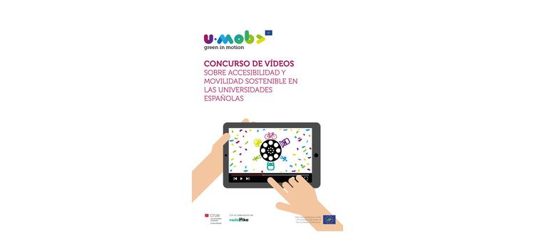 La UCA junto a otras universidades españolas lanza campaña conjunta por la movilidad sostenible con un concurso de vídeos