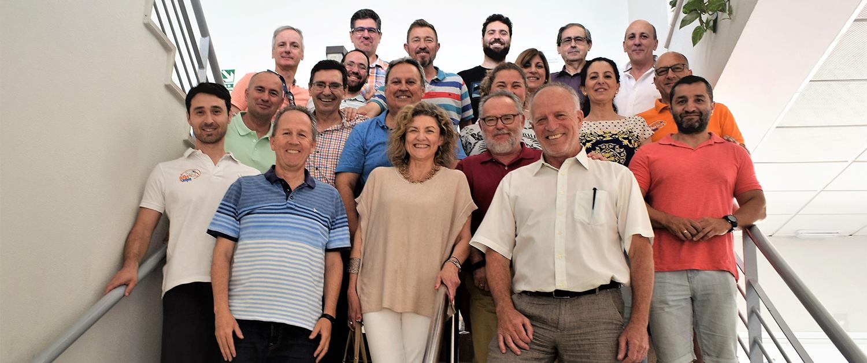 El área de Deportes de la UCA ratifica el sello de Excelencia Europea 500+ en la gestión