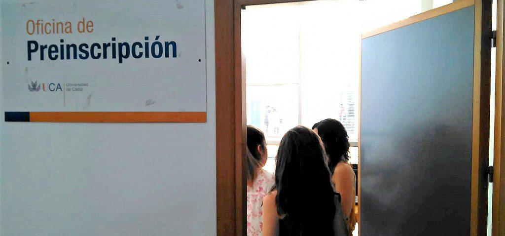 La UCA se consolida aún más como cuarta universidad andaluza al superar las 11.000 preinscripciones
