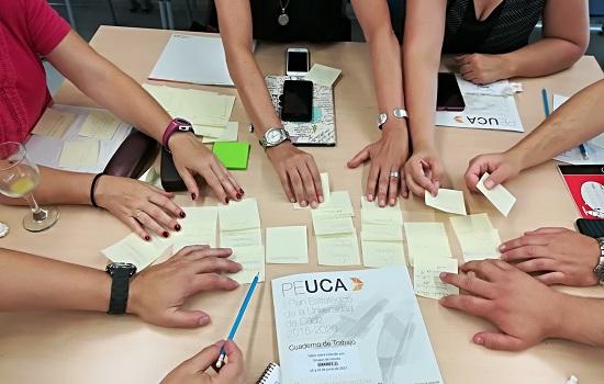 La UCA celebra cuatro talleres formativos en los meses de septiembre y octubre en el marco del II PEUCA