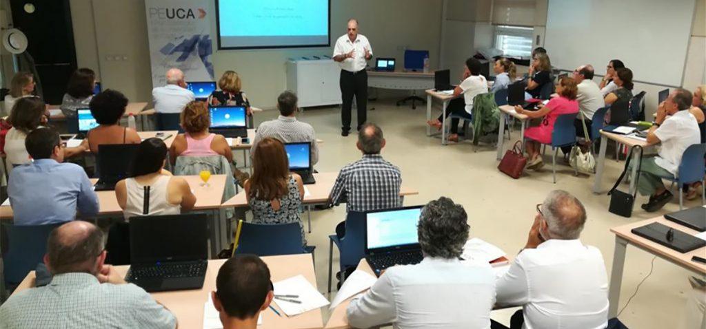 La UCA realiza un taller sobre Rankings destinado a la formación de su personal