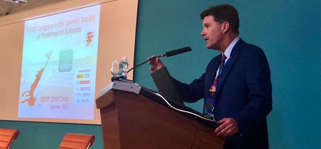 El cardiólogo americano Carl J. Lavie inaugura el 39º Congreso de la SECF