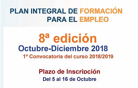 Plan Integral de Formación para el Empleo