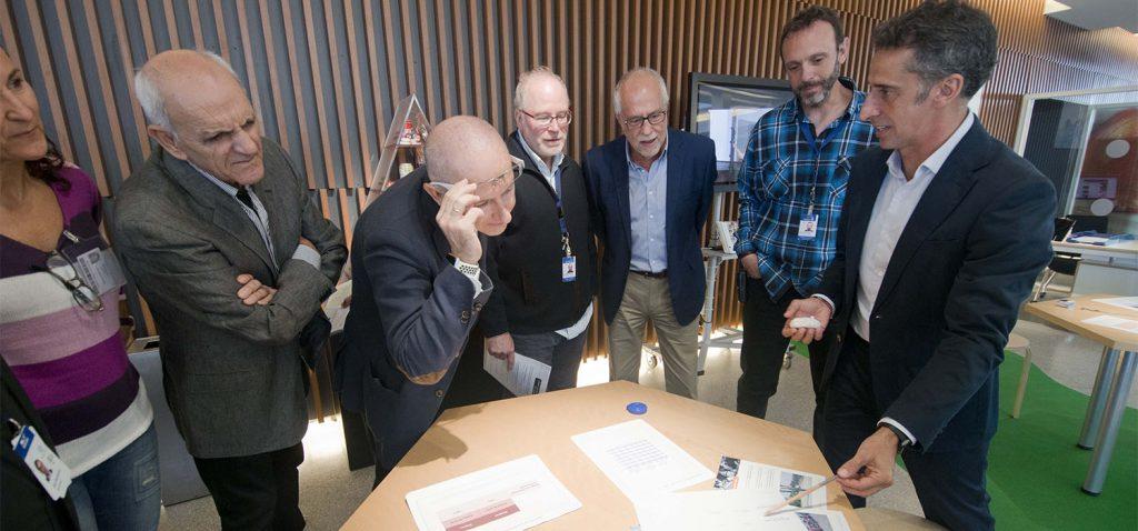 Investigadores de la UCA muestran en el Parque de las Ciencias cómo evaluar la condición física
