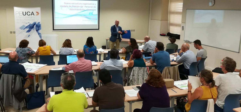 La UCA continúa con los talleres formativos en el marco del II PEUCA