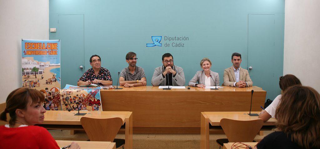 La Escuela de Cine de la UCA oferta 14 módulos este curso en los campus de Cádiz, Puerto Real y Jerez