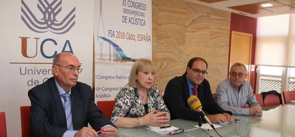 El XI Congreso Iberoamericano de Acústica reunirá en la UCA a más de 250 expertos de 17 países