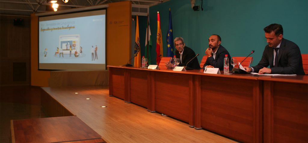 Las XVI Jornadas de Lingüística arrancan en Filosofía y Letras con un centenar de inscritos