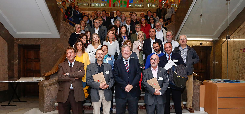 La Universidad de Cádiz participa en el XXI Encuentro Estatal de Defensores Universitarios en León