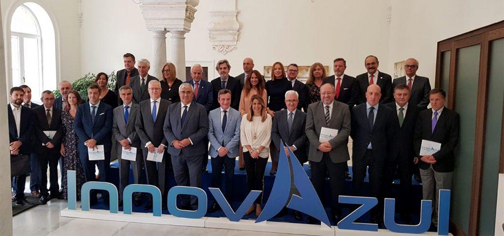 'InnovAzul 2018' reunirá en Cádiz a empresas y expertos en innovación en los sectores marinos-marítimos