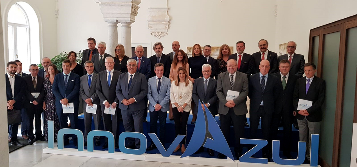 'InnovAzul 2018' will bring together companies and experts in innovation in the marine-maritime sectors in Cádiz
