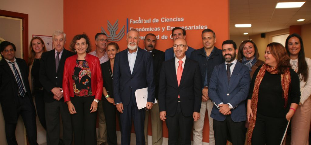 UCA, CEC, Cámara y Colegio de Economistas impulsan el proyecto 'Inmersión en Dirección de Empresas y Asesoramiento'