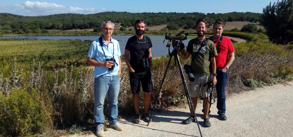 Investigadores de la UCA estudian alternativas de gestión del agua en la cuenca del río Barbate