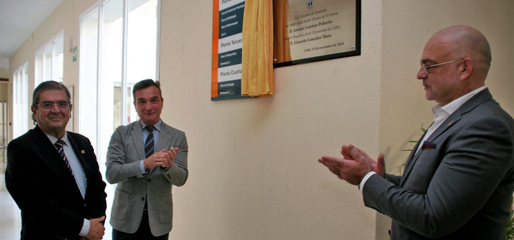 La UCA inaugura las instalaciones reformadas de la Facultad de Medicina en Cádiz