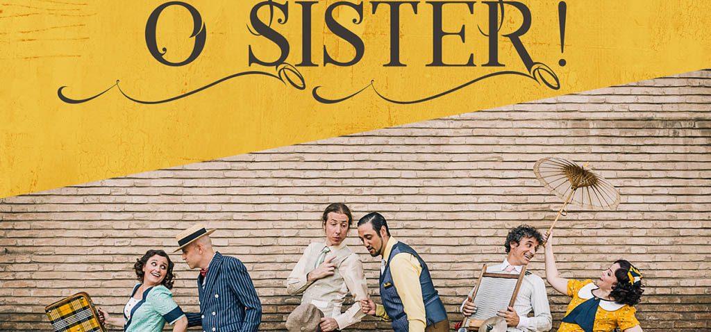 La banda de swing 'O Sister!' visita el Campus Bahía de Algeciras