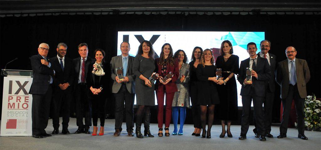 Los IX Premios a la Implicación Social en las Universidades Públicas de Andalucía se entregan en Cádiz