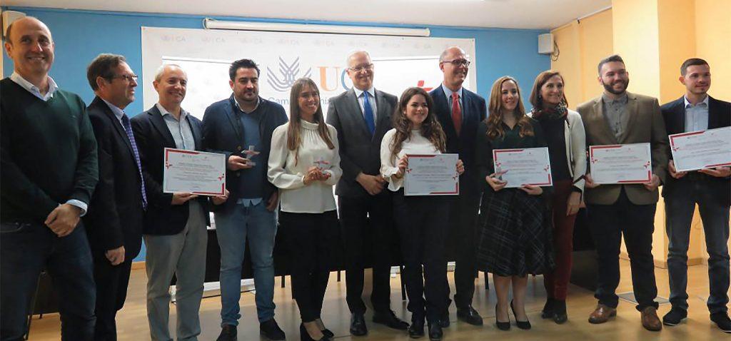 La Cátedra Fundación Cepsa entrega sus Premios 2018