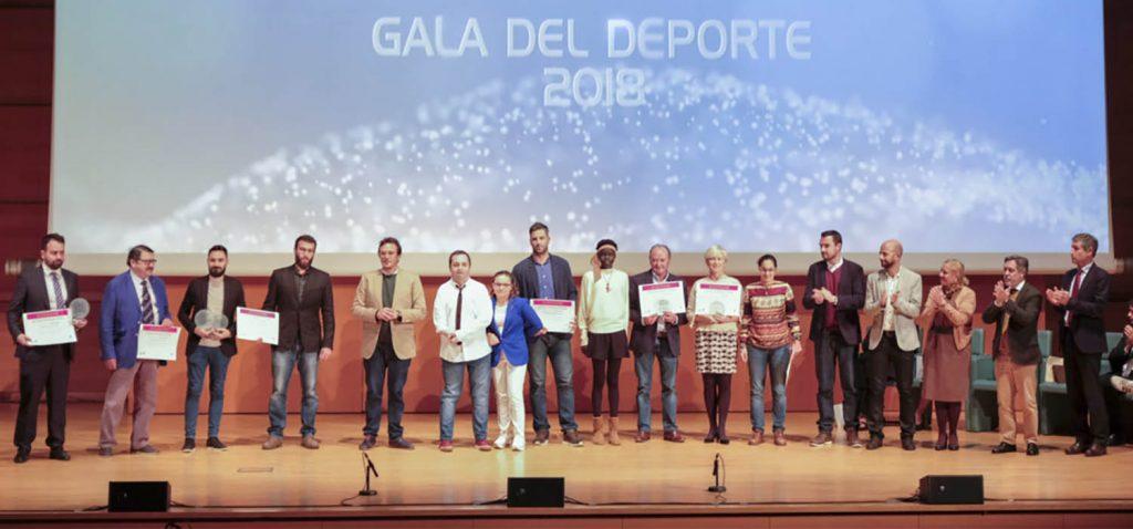 El grupo de investigación 'Galeno' de la UCA, premio Deportes 2018 de Cádiz