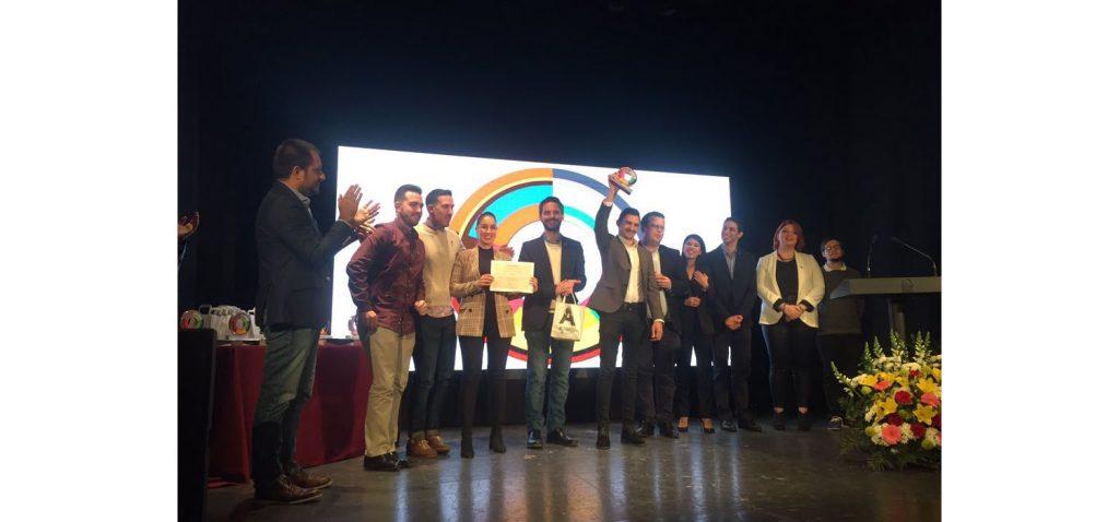 El Consejo de Estudiantes de la UCA recibe el Premio Cádiz Joven 2018 del Instituto Andaluz de la Juventud