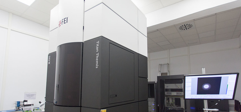 La Division de Microscopie Électronique de l'UCA, incluse dans la Carte d'Infrastructures Scientifiques Singulières en Espagne