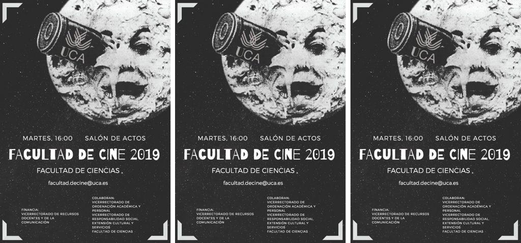 La X 'Facultad de Cine' arranca el día 26 de febrero en el Campus de Puerto Real