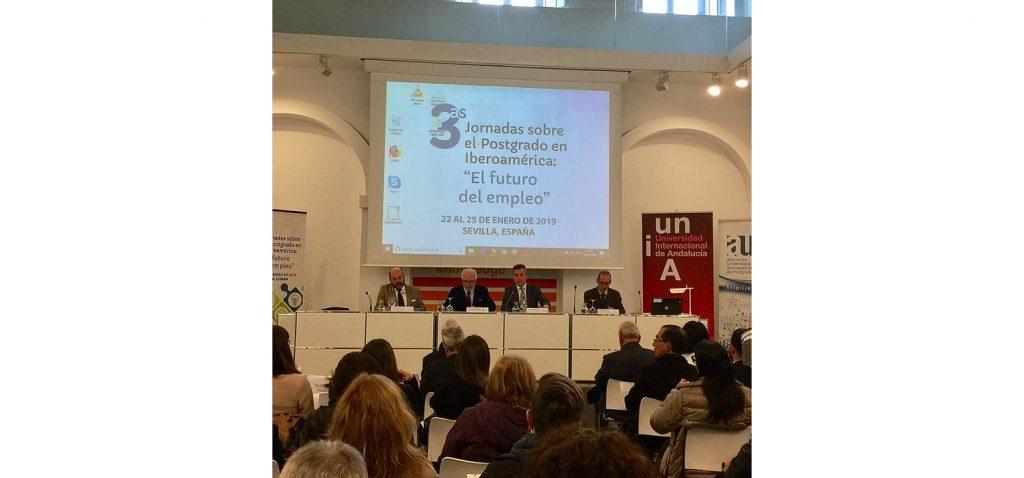 Comienzan las 'III Jornadas sobre el Postgrado en Iberoamérica: El futuro del empleo'