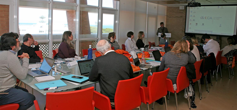L'Université Européenne de la Mer SEA-EU met la touche finale à sa proposition à l'Université de Cadix