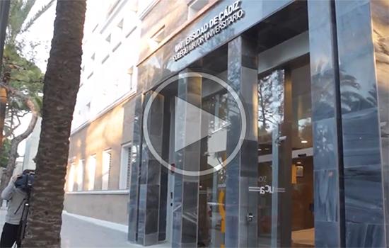 La UCA inaugura su Colegio Mayor Universitario