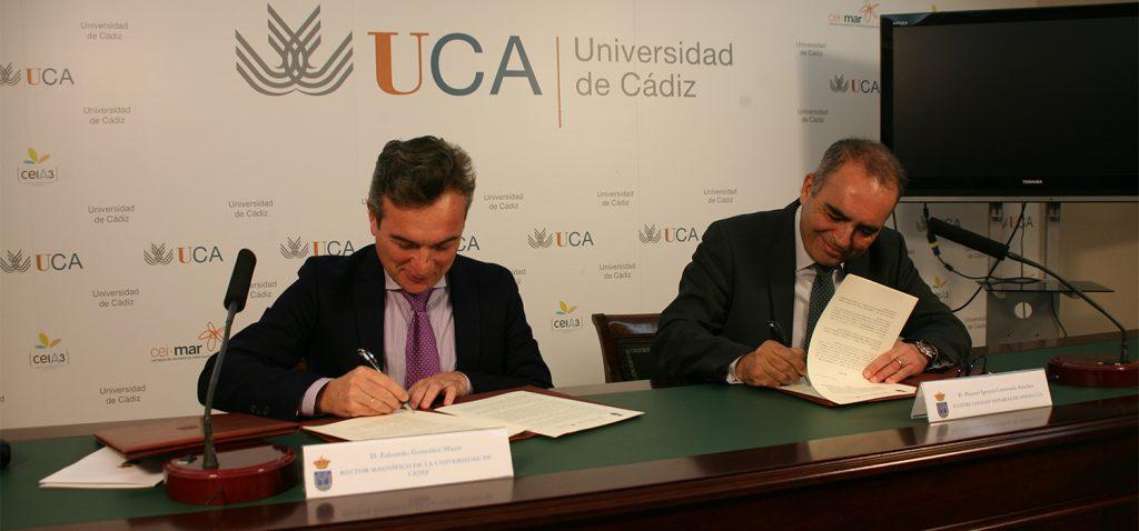 La Cátedra de Derecho Notarial de la UCA nace de la mano del Colegio Notarial de Andalucía y la Fundación Æquitas