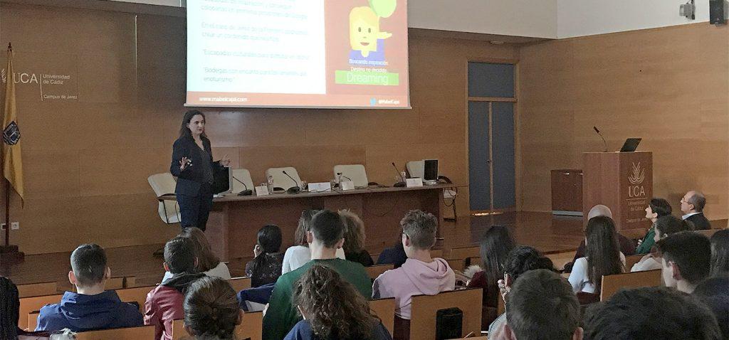 El 'Marketing Turístico Digital' protagoniza la primera conferencia del ciclo 'Turismo y Social Media' en Jerez