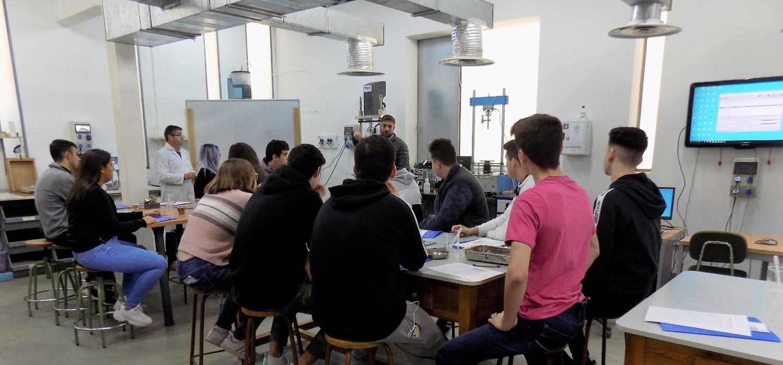 Cerca de 700 jóvenes han participado en la I Semana de la Ingeniería Civil en la EPS de Algeciras