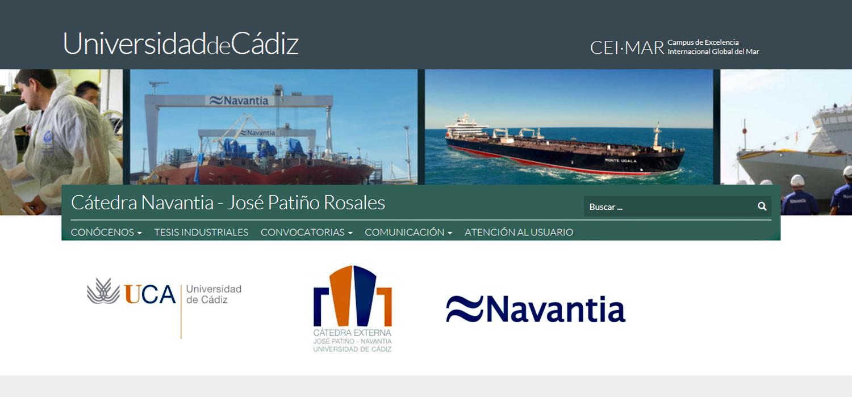 La Cátedra Navantia-José Patiño de la UCA celebra la Jornada 'Historia de la Industria Naval'