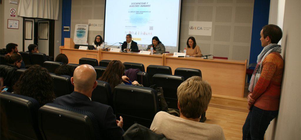 El I Congreso Internacional 'Discapacidad y Derechos Humanos' acerca el 'Empleo como Herramienta de Inclusión'