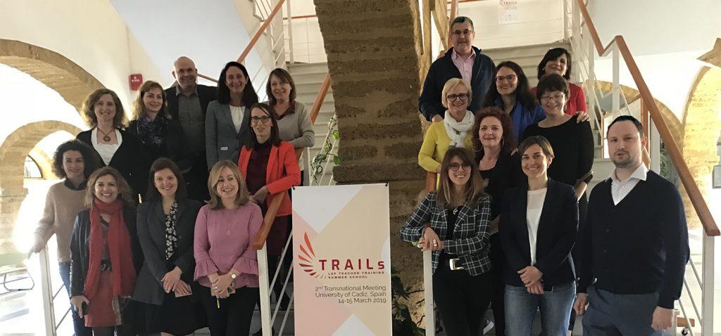 La UCA celebra la segunda reunión del proyecto de cooperación internacional 'TRAILs'