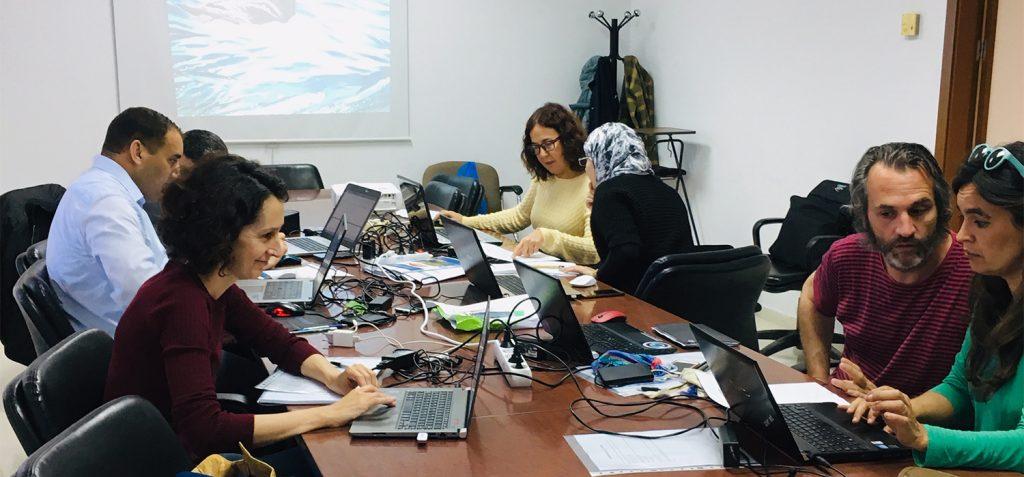 Expertos internacionales analizan en Cádiz la pesquería del voraz en el Estrecho de Gibraltar