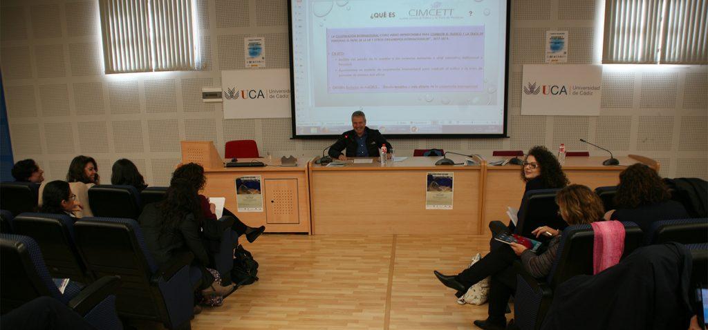 Jornada de difusión del proyecto 'Inmigración y Derechos Humanos' en el Campus de Cádiz
