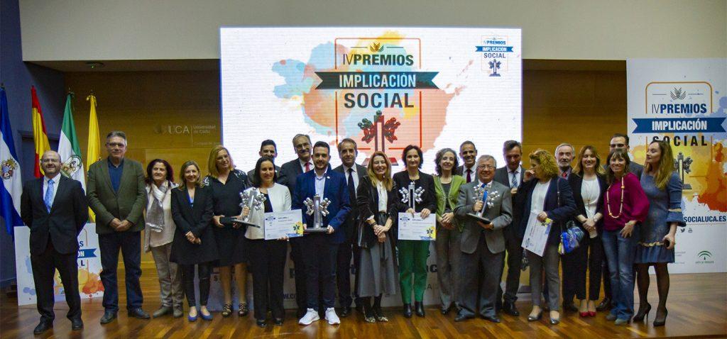 El Consejo Social de la UCA entrega los IV Premios a la Implicación Social