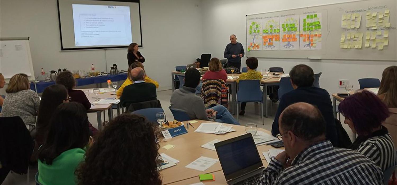 La UCA continúa con las actividades de formación para el desarrollo estratégico