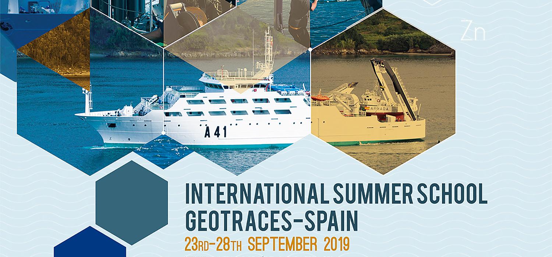 La 'International Summer School Geotraces Spain' ofrece una formación única en el mundo a bordo del buque escuela 'Intermares'