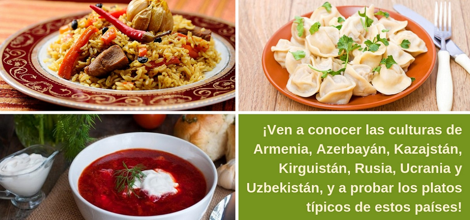 IV Feria Gastronómica, de Lenguas y Culturas de los Pueblos Postsoviéticos