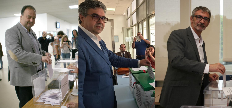 Francisco Piniella y Casimiro Mantell pasan a la segunda vuelta en las Elecciones a Rector de la UCA