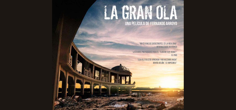 Fernando Arroyo y 'La Gran Ola' visitarán la UCA para mostrar este documental de base científica
