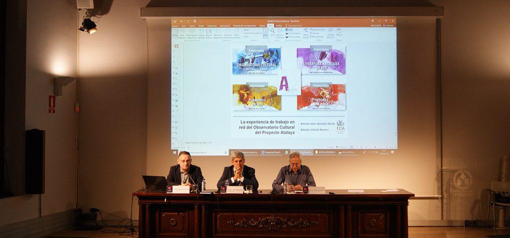 El Proyecto Atalaya se presenta en Jornadas sobre Currículum Complementario en la Universidad de Valencia