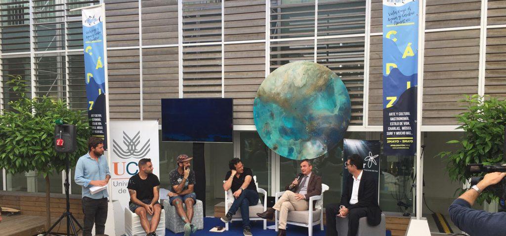 Arranca el festival Piel de Atún de Cádiz con un cartel único de investigadores marinos para divulgar la ciencia