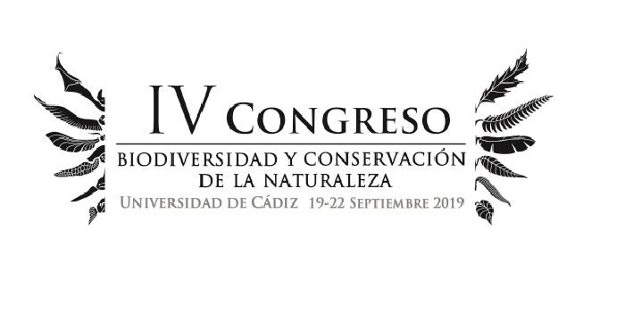 IV Congreso en Biodiversidad y Conservación de la Naturaleza (CONSERBIO)