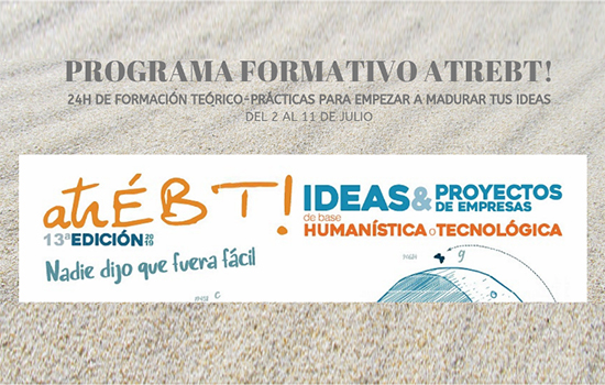 Programa formativo atrÉBT! 2019