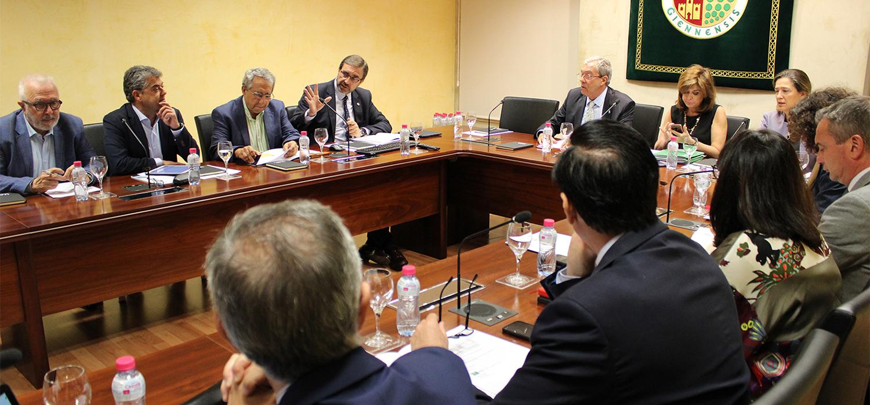 Los rectores y rectoras de las Universidades Públicas de Andalucía consideran insuficiente la dotación presupuestaria de la Junta de Andalucía para atender gastos estructurales