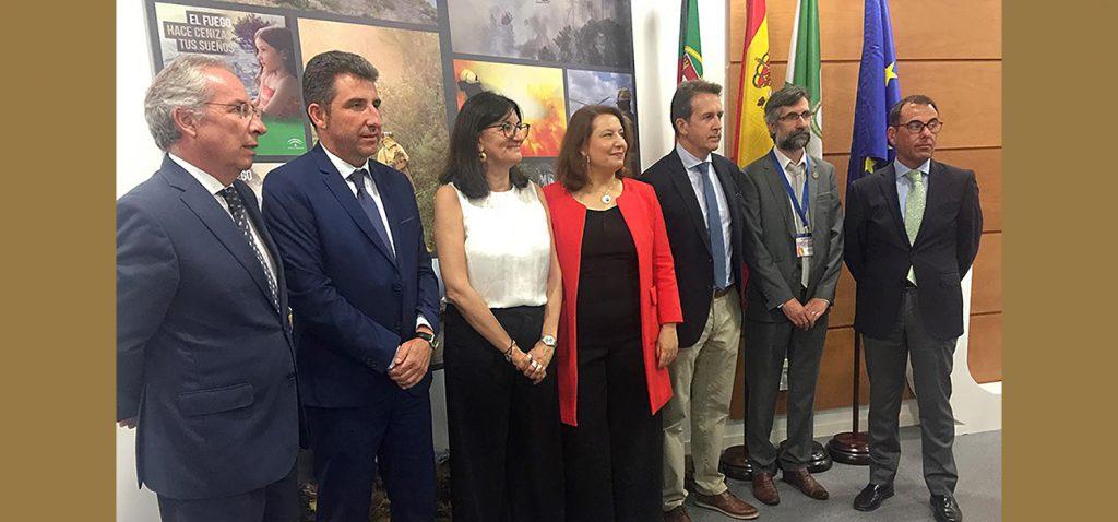 La UCA participa en el Centro Ibérico para la Investigación y Lucha contra Incendios Forestales (CILIFO)