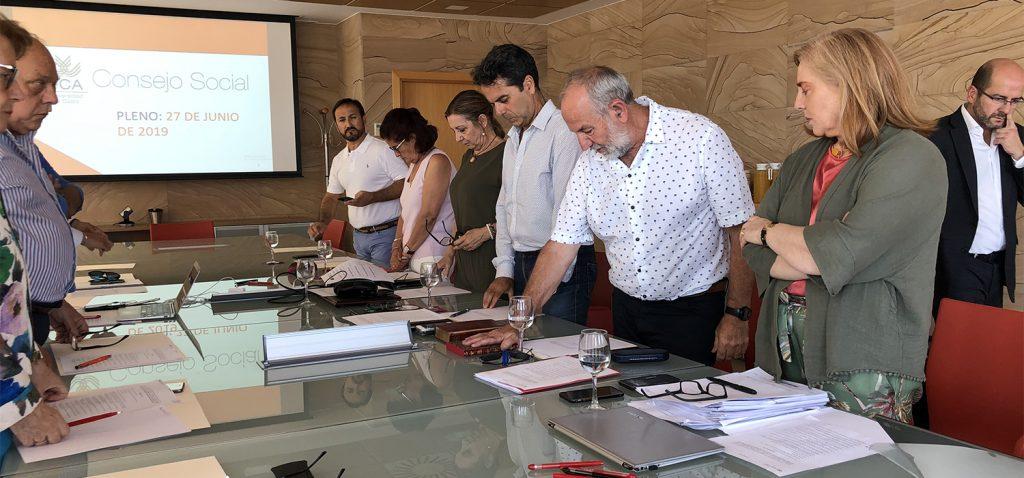 El Consejo Social ratifica las cuentas anuales de 2018 de la UCA y las modificaciones presupuestarias para 2019