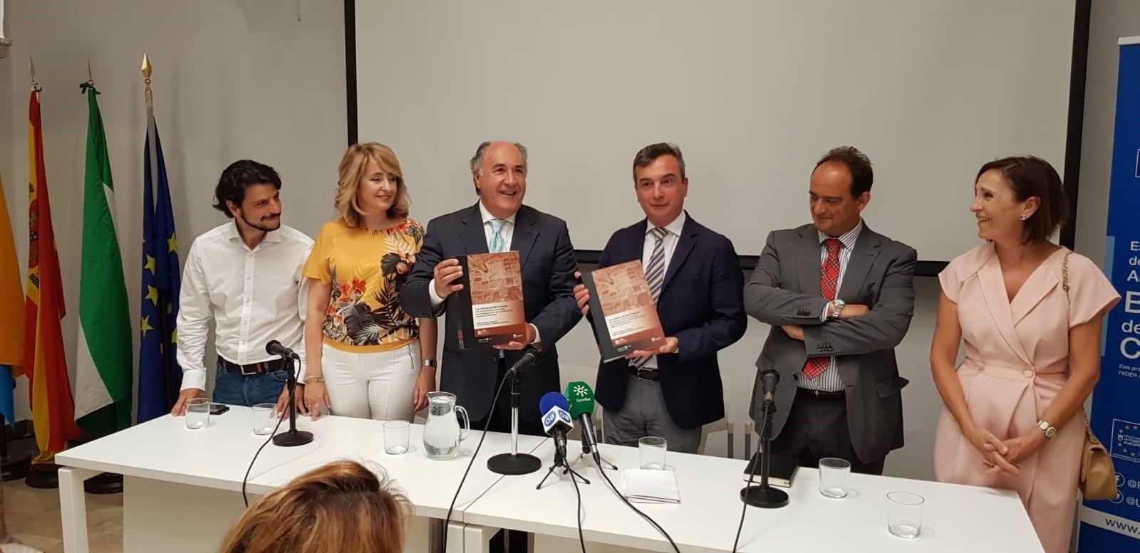 UCA y Ayuntamiento presentan el libro 'La cetariae de Ivlia Tradvcta' en el Campus Bahía de Algeciras